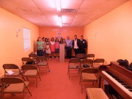 Hispanic Church | Dallas, TX